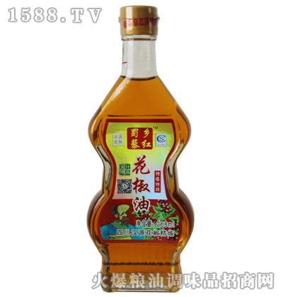 蜀乡藜红花椒油268ml