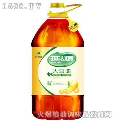 延粮大豆油5L