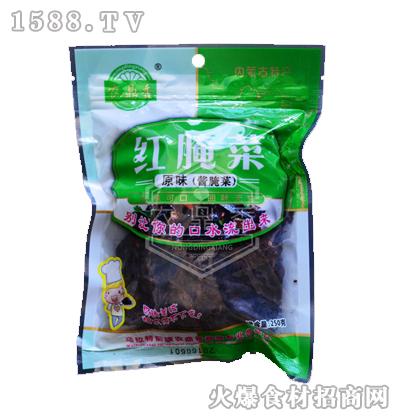 农鼎香原味红腌菜250g