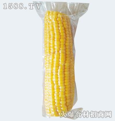鲜佰胜甜玉米袋装