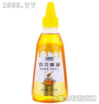 特瑞肯枣花蜂蜜370克