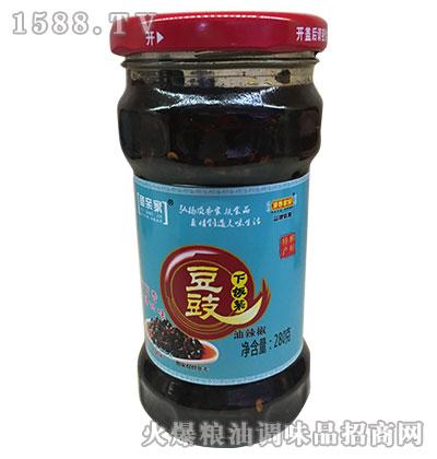 鱼亲家豆豉下饭菜酱280g