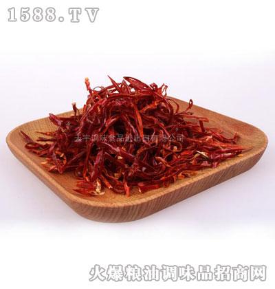 微咸干红辣椒丝-天宇