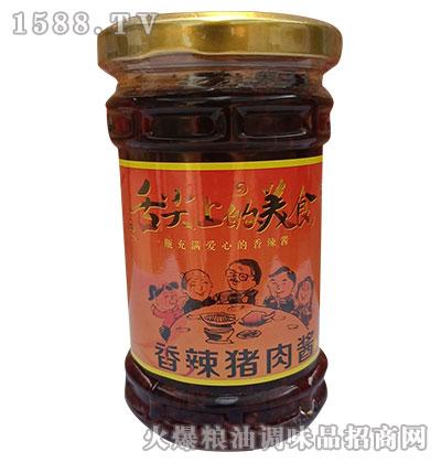 杜��香辣猪肉酱210g