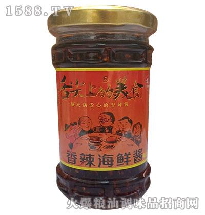杜��香辣海鲜酱210g