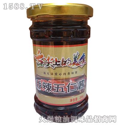 杜��香辣五仁酱200g