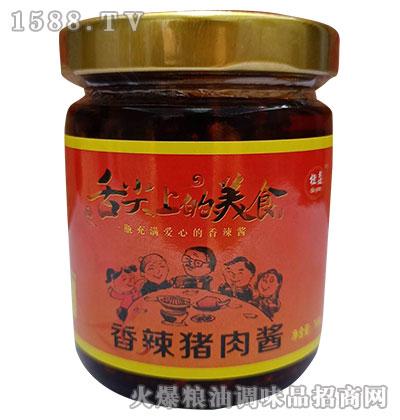 杜��香辣猪肉酱100g