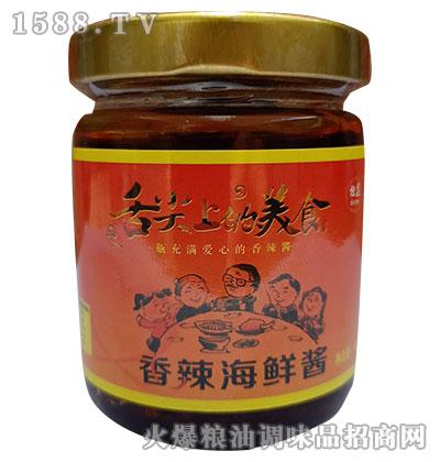 杜��香辣海鲜酱100g