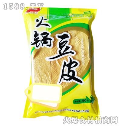 津厨乐火锅豆皮150克