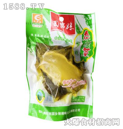 回乡妹鱼酸菜250克