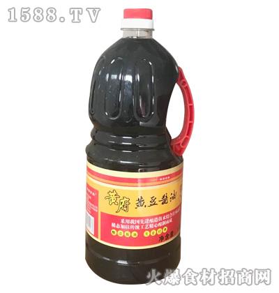 黄府黄豆酱油1.8L