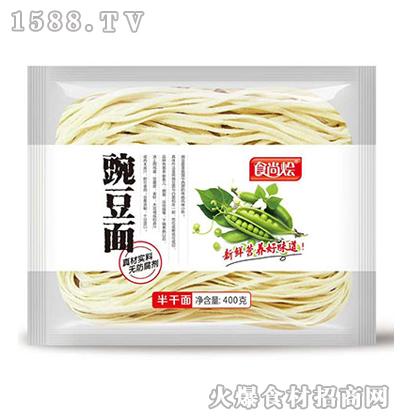 食尚烩豌豆面(半干面)400克