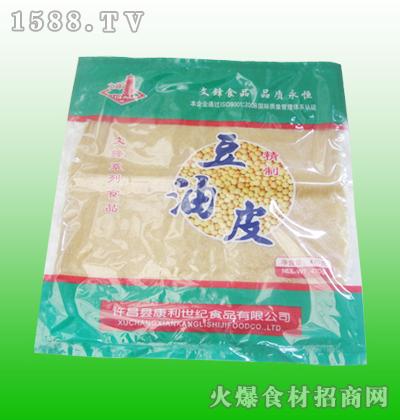 文峰豆油皮470g