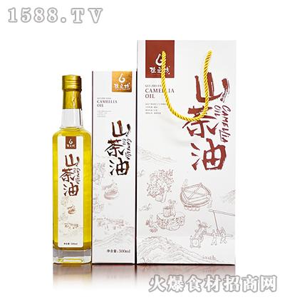桂之坊-山茶油500ml单瓶装