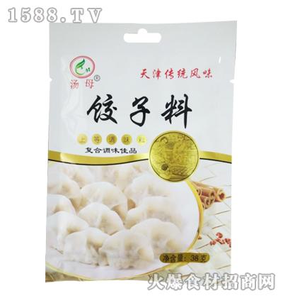 汤母饺子料38克