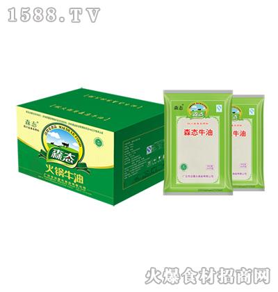 森态牛油(绿)4.5kg