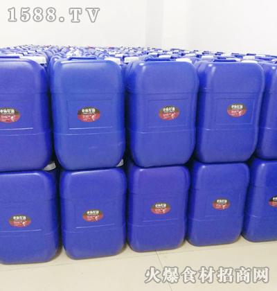 晶森百利亚麻籽油桶装