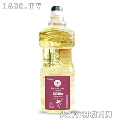 晶森百利亚麻籽油1.8L