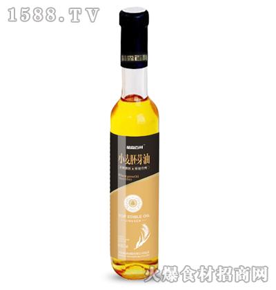 晶森百利小麦胚芽油375ml
