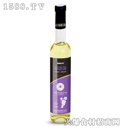 晶森百利葡萄籽油375ml