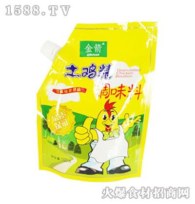 金箭土鸡精调味料100g