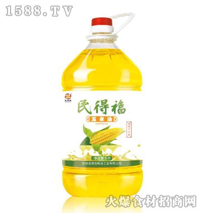 民得福玉米油5L