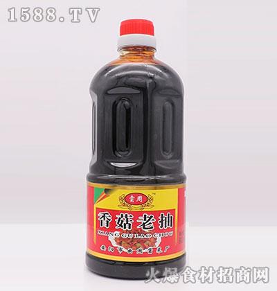 云周-香菇老抽800ml