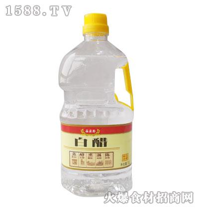 嘉家香-白醋1L