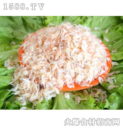 明仁食品淡干虾皮