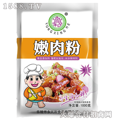 永兴和嫩肉粉调味料1000g