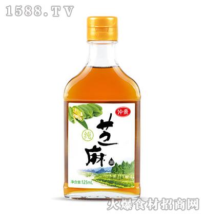 仲景芝麻油125ml