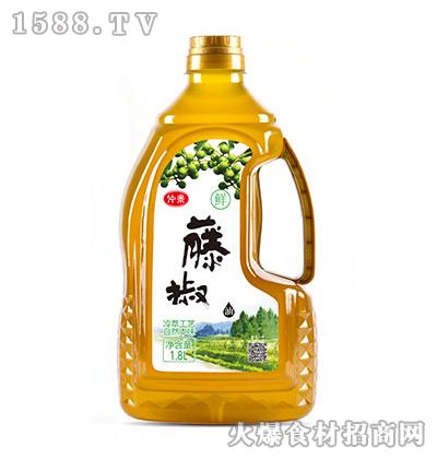 仲景藤椒油1.8L