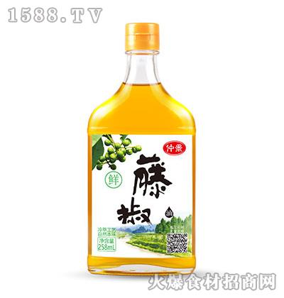 仲景藤椒油258ml