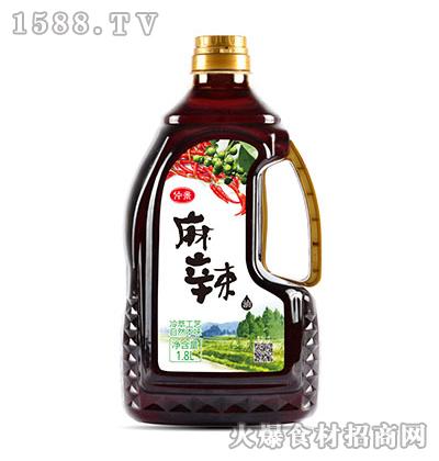 仲景麻辣油1.8L
