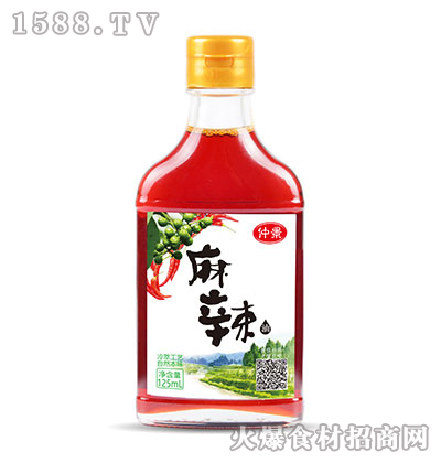仲景麻辣油125ml