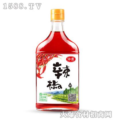 仲景辣椒油258ml