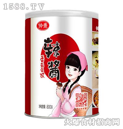 仲景香菇豆豉辣酱800g