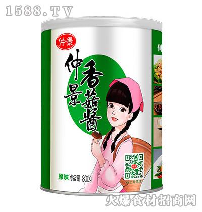 仲景-仲景香菇酱原味800g