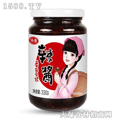 仲景香菇豆豉辣酱330g