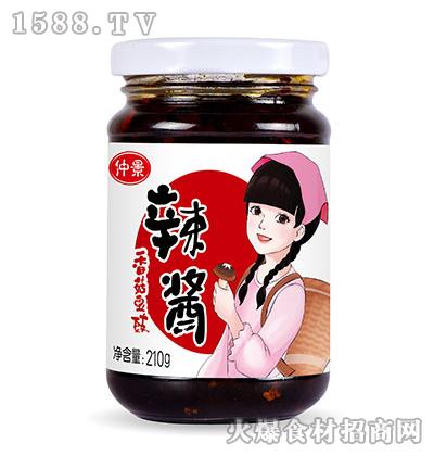 仲景香菇豆豉辣酱210g