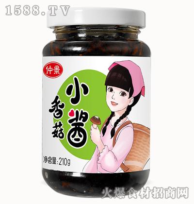 仲景香菇小酱210g