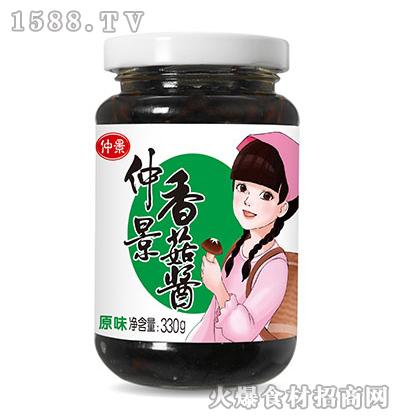 仲景-仲景香菇酱原味330g