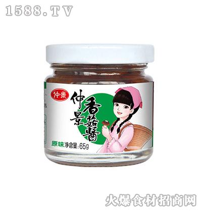 仲景-仲景香菇酱原味65g