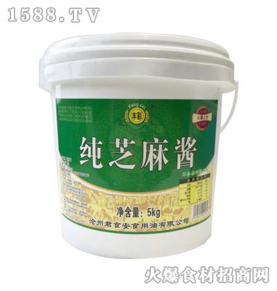 丰彩纯芝麻酱5kg