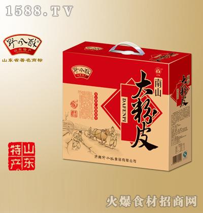 野风酥大粉皮礼盒2.5千克