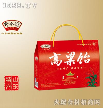 野风酥高粱饴礼盒1.32千克
