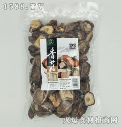 华畅香菇400g