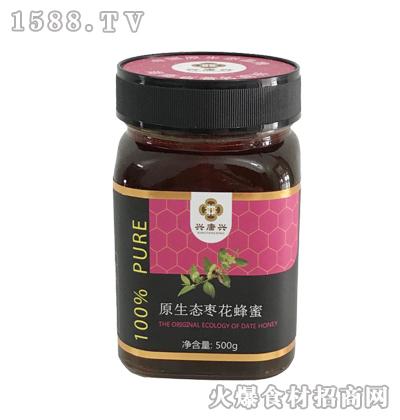 兴唐兴原生态枣花蜂蜜500g