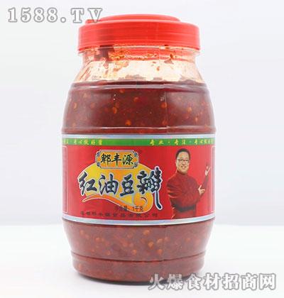 郫丰源红油豆瓣1千克