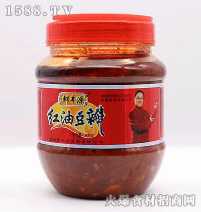 郫丰源红油豆瓣500克